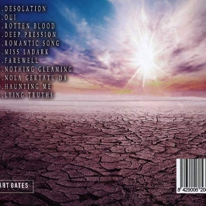Desolation CD Back