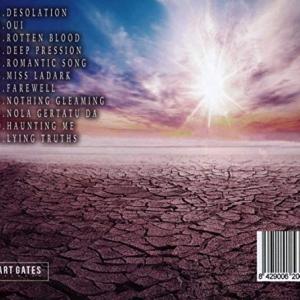 Desolation CD Back